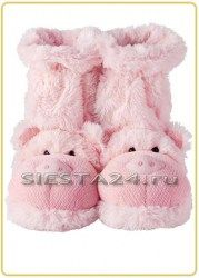 Фото тапочки-носочки Fun For Feet Snowy Owl Fun 36-43 р-р
